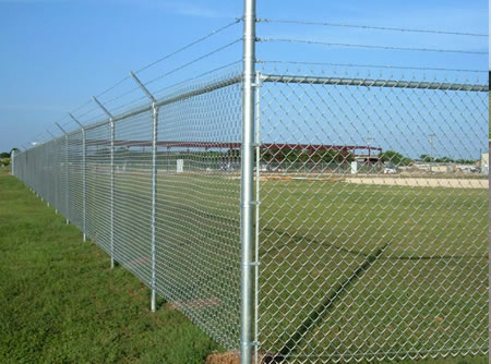 Chain Link Installs Nordic Fence