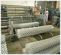 pvc coated stainless steel chain link fence